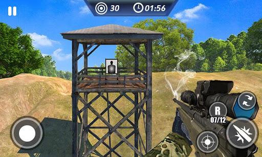 Shooting Master Sniper Elite - Free Gun Fire Game  screenshots 1
