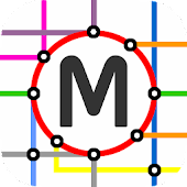 Manchester Metro Map