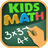 Kids Math Quiz Game