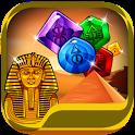 Pyramid Jewels and Gems : Ancient Magic Gem Match icon