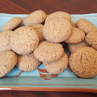 Keto Ginger Biscuits Recipe
