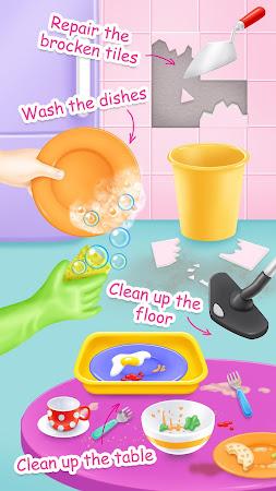 Doll House Cleanup 1.0.11 screenshot 641401
