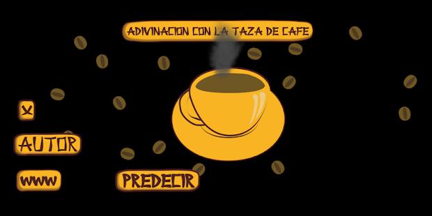 Adivinacion con de café - náhled