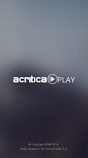 AcriticaPlay - náhled