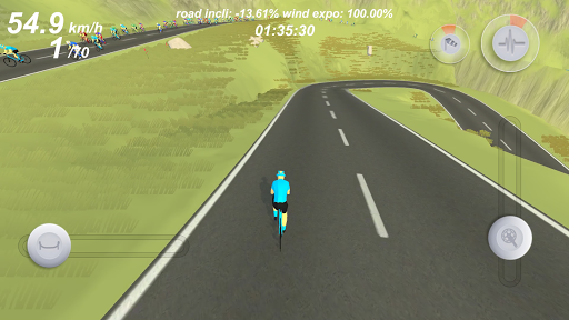 Pro Cycling Simulation android2mod screenshots 5