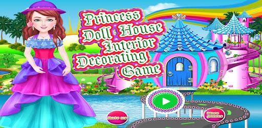 Princess Doll House Interior Decorating Game Aplikacije Na Google