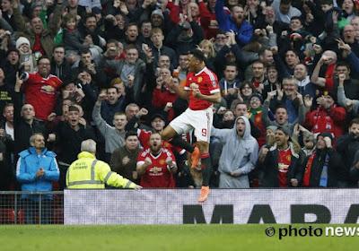 Martial sauve Man U et force un replay contre West Ham en FA Cup