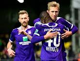 Anderlecht wil Francis Amuzu verkopen voor meer dan vijf miljoen euro
