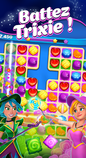 Code Triche Crafty Candy APK MOD screenshots 5