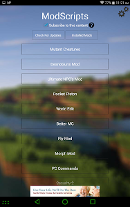 Mod Locator For MCPE screenshot 10