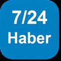 7/24 Haber icon
