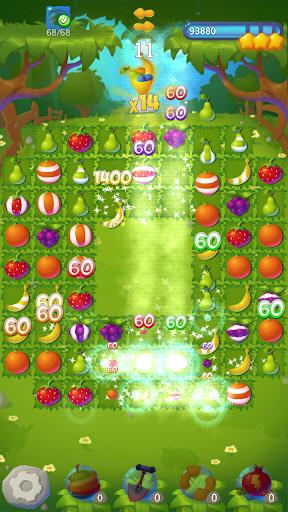 玩免費解謎APP|下載フルーツヤード:マッチ3マニア app不用錢|硬是要APP