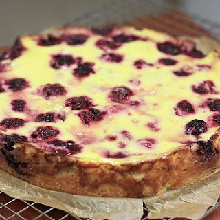 Blackberry Kuchen
