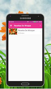 Download free Receita De Nhoque for PC on Windows and Mac apk screenshot 3