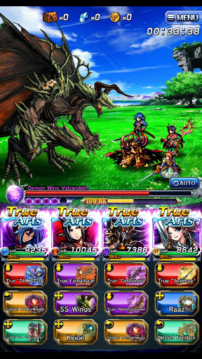 Grand Summoners - Anime Action RPG apkmr screenshots 7