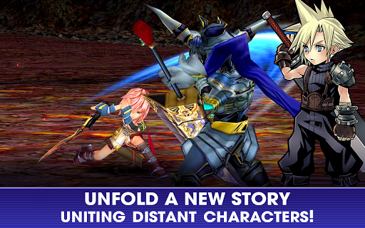Download DISSIDIA FINAL FANTASY OPERA OMNIA MOD APK 4