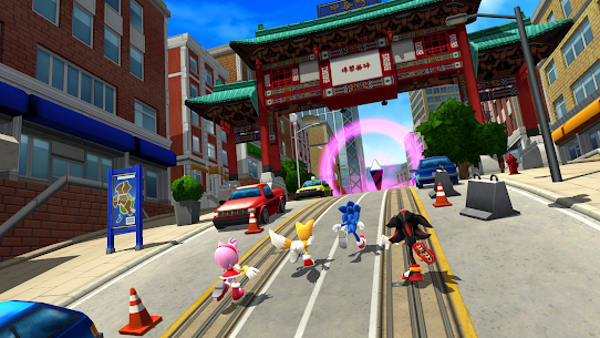Sonic Forces – Multiplayer Racing & Battle Game 8