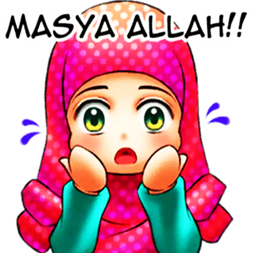 Sticker Hijab Muslimah For Whatsapp Apps On Google Play