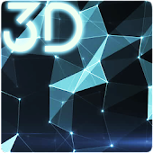 Space Particles 3D Live Wallpaper