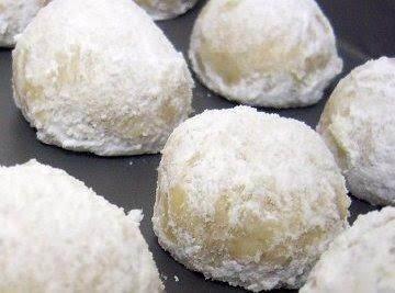 Butter  Balls Recipe