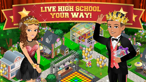 High School Story screenshot 1