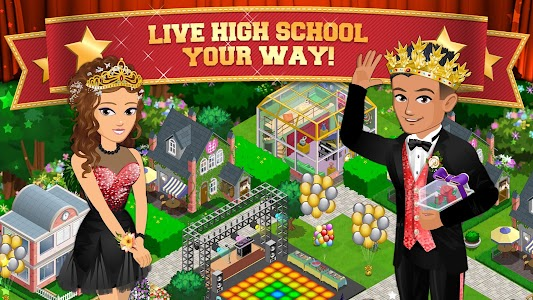 High School Story 4.7.1 (Mod)