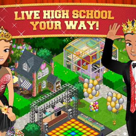 High School Story v4.9.0 (Mods)