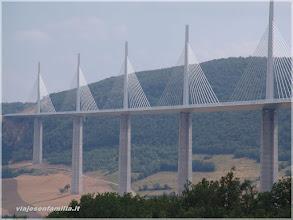 Photo: Acueducto de Millau ( Francia) http://www.viajesenfamilia.it