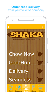 Shaka Burrito Restaurant NYC- screenshot thumbnail
