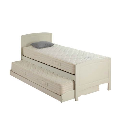 Relyon Storabed Deluxe White 2 in 1 Bed