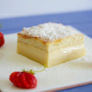 Magic Custard Cake - Krémes Sütemény .