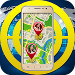 GPS Mobile Number Tracker Icon