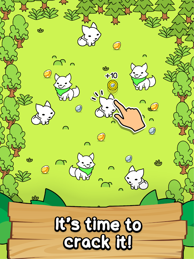 Fox Evolution - The Secret of The Mutant Foxes- screenshot