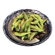 2.Spicy Edamame