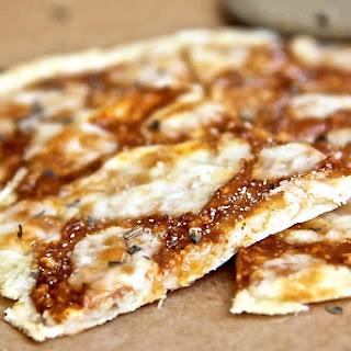 Skinny BBQ Pizza