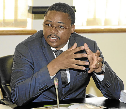 Brewing a plan: Rural development and agrarian reform MEC Mlibo Qoboshiyane says the Eastern Cape is seeking a private equity partner, which will hold a 51% controlling stake, to help transform two failed tea estates. Picture: BRIAN WITBOOI/THE HERALD