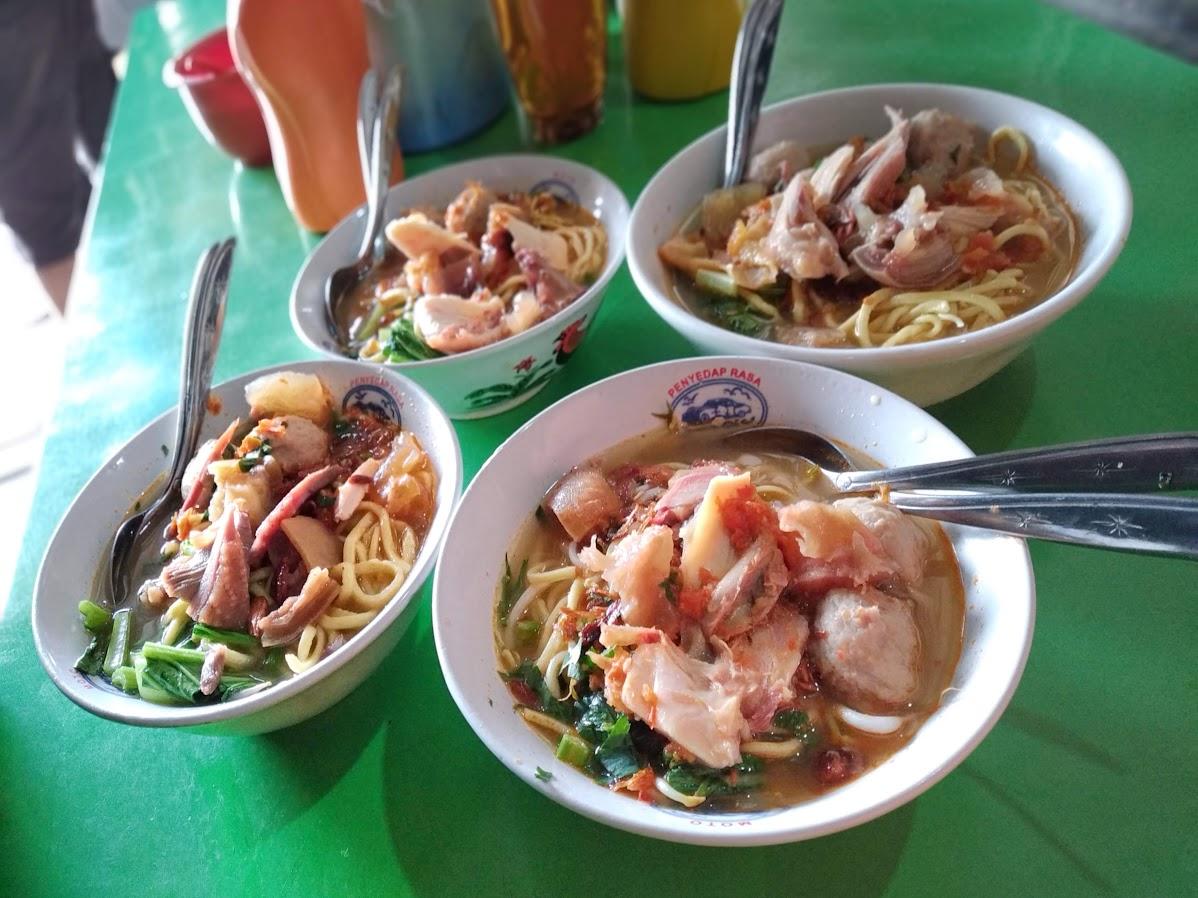 Noodle Soup - Mie Kocok, Bogor - Behind Stories