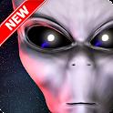 Alien & UFO Wallpaper icon
