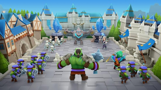 Clash of Wizards - Battle Royale Screenshot