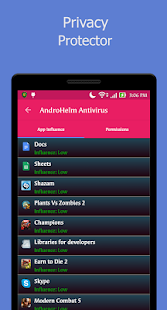 AntiVirus for Androids- screenshot thumbnail