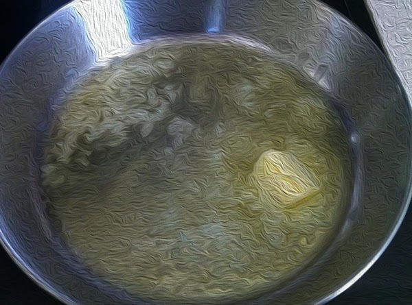 Add the butter, and grapeseed oil, and stir until the butter is melted.