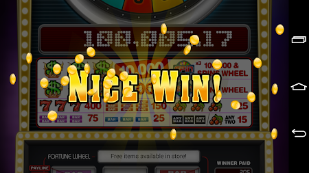 Fortune Wheel Slots 2 1.0 screenshot 353098