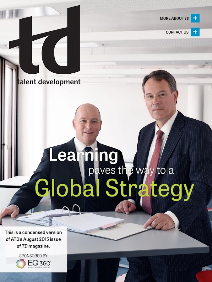 ATD Publications- screenshot