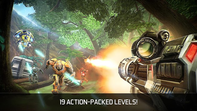 N.O.V.A. Legacy apk screenshot