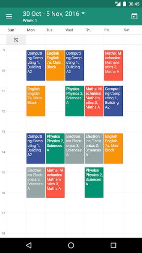 My Study Life - School Planner 6.1.3 screenshots 2