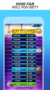 Who Wants to Be a Millionaire? Mod Apk (Unlimited Money) 35.0.1 3