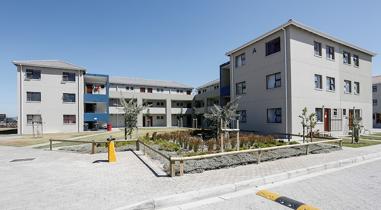 Nedbank CIB is involved in the Belhar Gardens affordable housing development in Cape Town. Picture: SUPPLIED