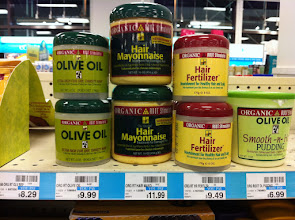 Photo: Hair Mayonnaise. I don't often use mayonnaise on my salads, but when it comes to hair, I prefer mine to be organic.