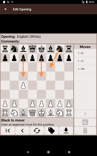 Chess Repertoire Trainer 1.5.3 gameplay | by HackJr.Pw 20