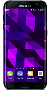 Download Crystal Edge 3D Parallax Live Wallpaper For PC Windows and Mac apk screenshot 3